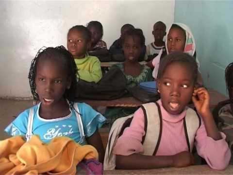 Mauritanian children endure life on the streets