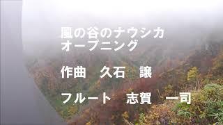 スタジオジブリ アニメ「風の谷のナウシカ」より オープニング 作曲 久...
