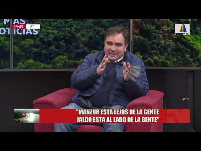 Javier Morof: