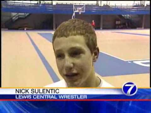 Friends Square Off At Omaha Wrestling Tournament