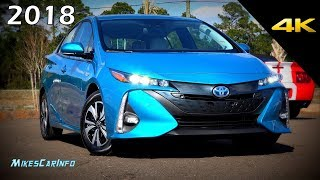 2018 Toyota Prius Prime Advanced - Ultimate In-Depth Look in 4K