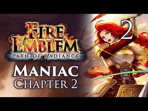 "Part 2: Let's Play Fire Emblem Path of Radiance, Maniac Mode, Chapter 2 - ""Fair & Balanced"""