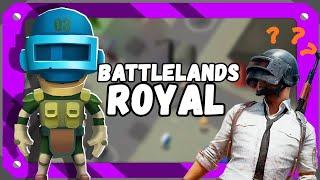 Battlelands Royale  мой день рождения