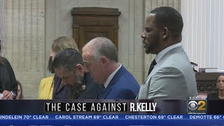 R. Kelly Back In Court In Sexual Assault Case
