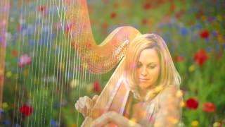 Siobhan Swider harp showreel