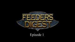 Feeders Digest - Episode 1 - (Star Wars Pinball, Colonies Online, Joe Danger, Dark Nebula HD)