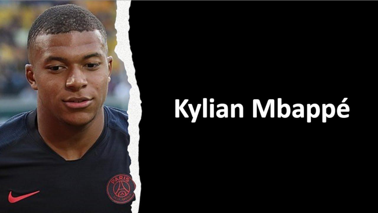 How to Pronounce Kylian Mbappé?  World Champion France Football Player