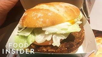 How Is McDonald's Different In Switzerland?