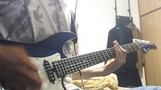 【ギター】ビーチブレイバー 弾いてみた 【放課後クライマックスガールズ】