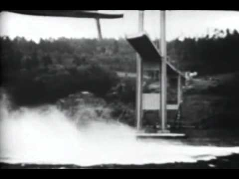 Galloping Gertie - The Collapse of the Tacoma Narrows Bridge