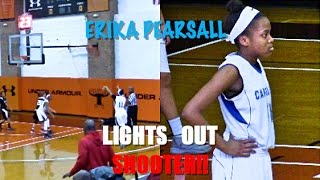 SG Erika Pearsall shoots LIGHTS OUT at GAUCHOS and in WVA!