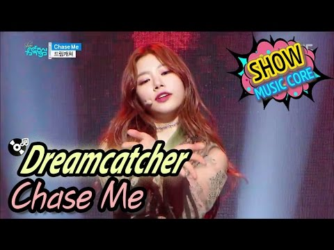[HOT] Dreamcatcher(드림캐쳐) - Chase Me,  Show Music core 20170304