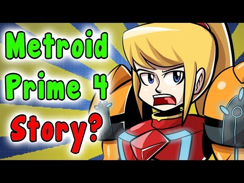 Metroid Prime 4 - The Possible STORY Of The Game?