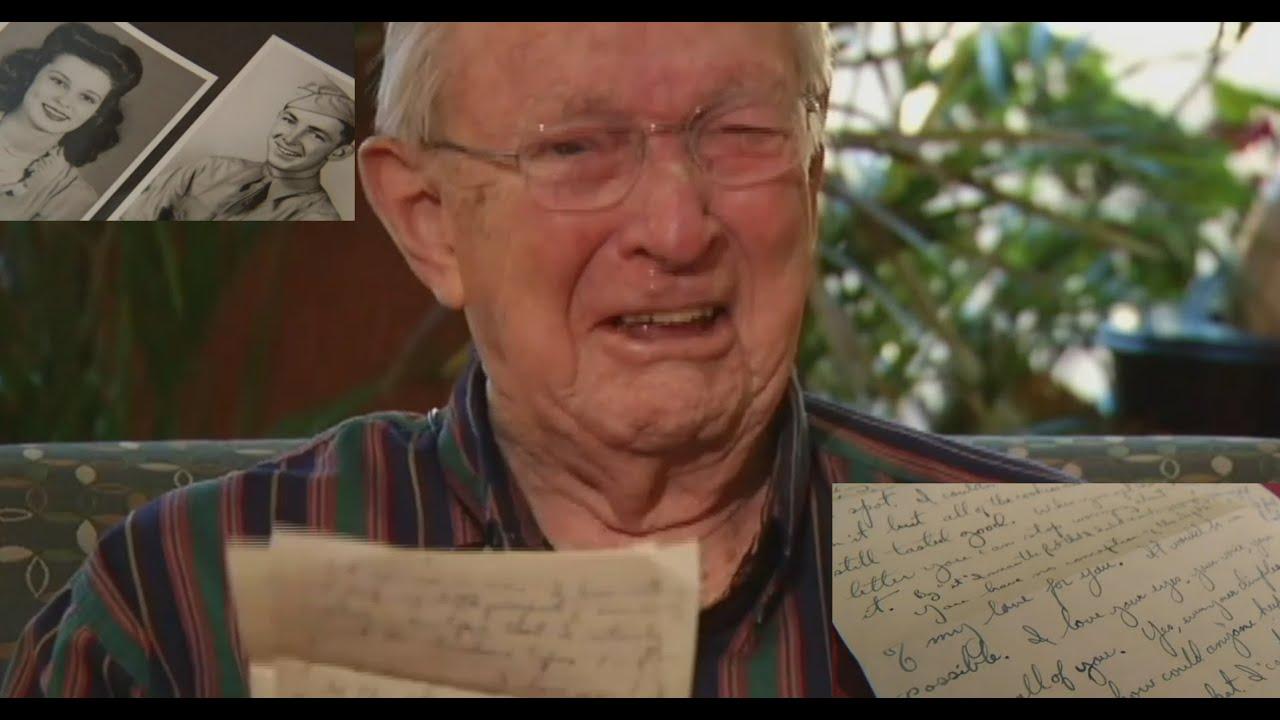 Letter To World War  Veteran