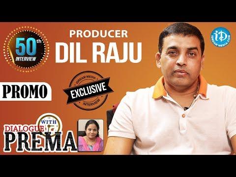 Producer Dil Raju Exclusive Interview PROMO || Dialogue With Prema || CelebrationOfLife #50