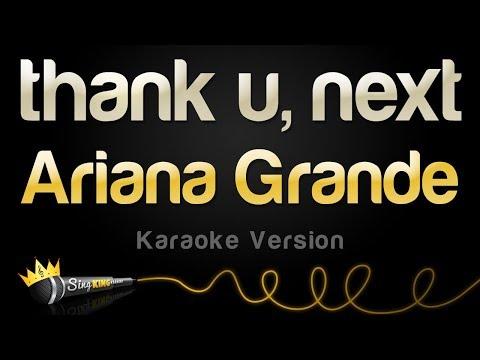 Ariana Grande - thank u next Karaoke