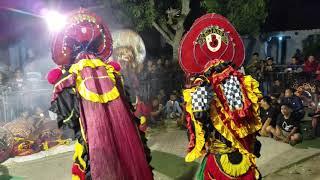 Battle Warning vs Hangkoro vs Bajang Rogo Samboyo Putro Gangang Malang Sumengko