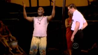 Clips from the Book of Mormon Musical on 60 Minutes