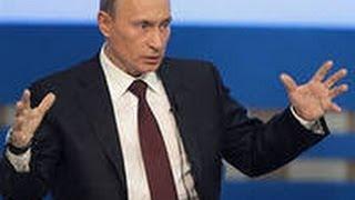 Шок! Смотреть Всем! Путин сказал зачем забрал себе Крым(, 2014-06-05T11:45:58.000Z)