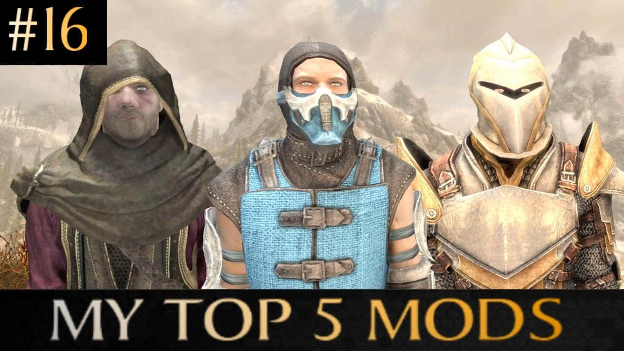 ▶Skyrim: Special Edition My Top 5 Mods◀ [#16] (PC/Xbox One)