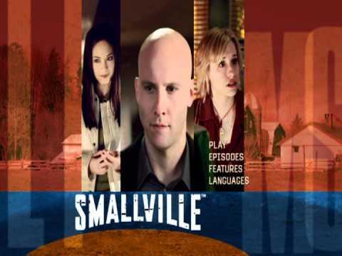 Download Smallville Season 1 DVD Menu Intro
