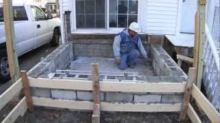 Building A Small Room Addition And A Deck