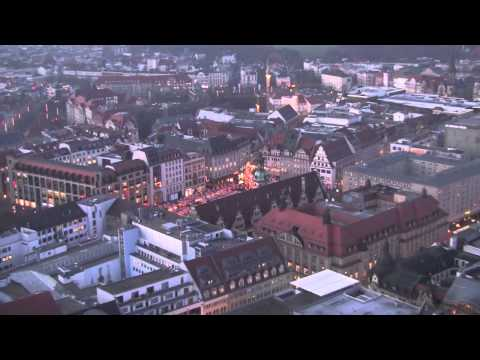 Panorama Tower / City-Hochhaus, Leipzig, Saxony, Germany - 9th December, 2014