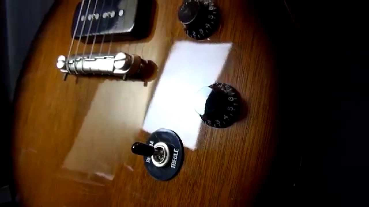 Gibson Les Paul Special 2015 Double Cutaway Review
