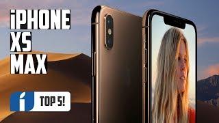 5 cosas del iPhone Xs Max que NO (y SÍ) me gustan