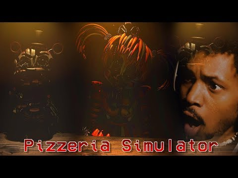I COME BACK TO  TO THIS!?  Five Nights at Freddy's: Pizzeria Simulator Part 1