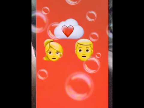 Emoji short love story part 1