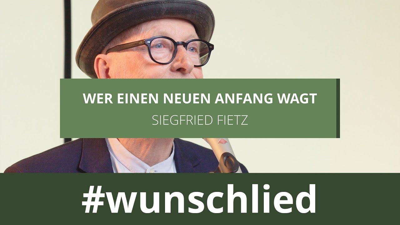 Siegfried Fietz singt 'Diese Stunde' #wunschlied
