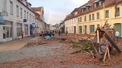 Germania, un tornado si abbatte sul nord del paese. Una vittima ad Amburgo