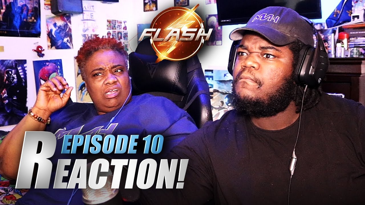 Download The Flash Season 6 Episode 10 : REACTION WITH MOM!!