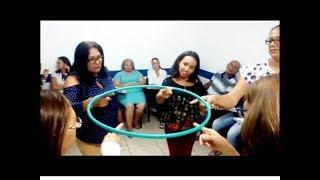 Dinâmica do Bambolê - Analisar comportamento do grupo