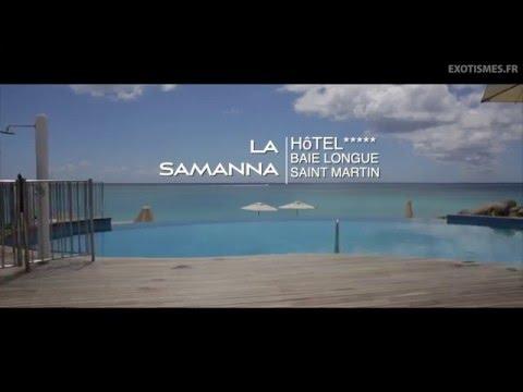 SAINT MARTIN : Hôtel La Samanna avec Exotismes.fr