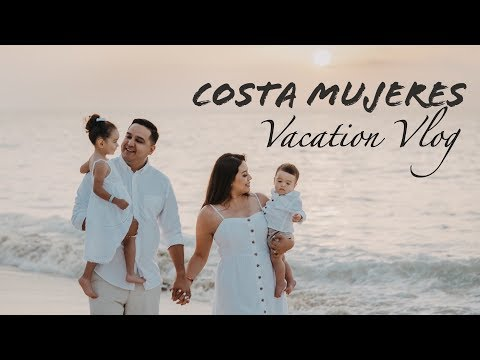 COSTA MUJERES VACATION VLOG | Melissa Cruz thumbnail
