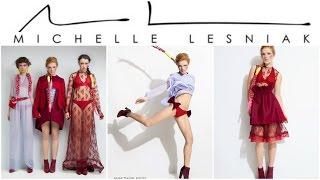 Michelle Lesniak | Girl Incarnadine Lookbook | Photoshoot BTS