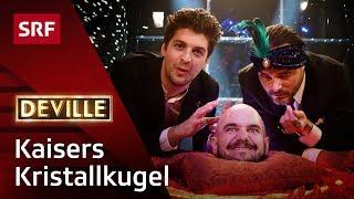 Deville liest die Zukunft aus der «Kaiserlichen Kristallkugel» | Deville