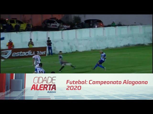 Futebol: Campeonato Alagoano 2020