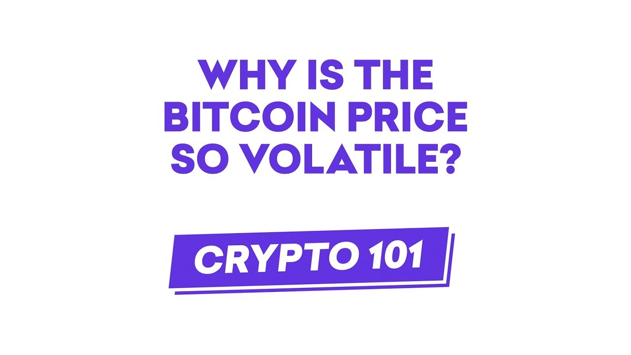 is cryptocurrency volatile