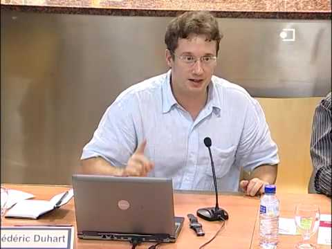 Frédéric Duhart - Taula rodona Devorant ciutats