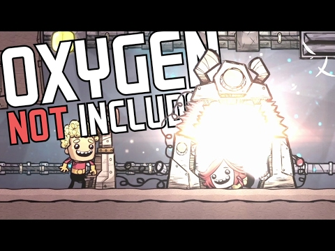 Water Oxygen Maker Thing! | Oxygen Not Included | Alpha Gameplay #4