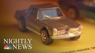 Hot Wheels Turn 50 | NBC Nightly News