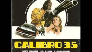 Calibro 35 - Gangster story