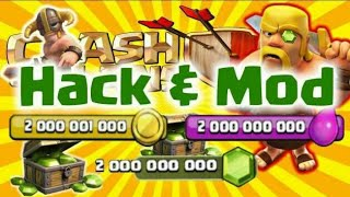 Clash of Clans 6.186.3 Hack Mod APK Unlimited Gold Gems in Android // 100 % Working Trick