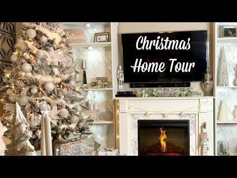 GLAM CHRISTMAS HOME TOUR 2017