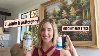 Vitamin D Deficiency - Recovering with Vitamin K2