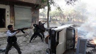 مقتل 25 من جبهة فتح الشام في غارة جوية قرب إدلب