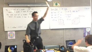 Square Roots & Cube Roots (3 of 3: Exploring Operations on the Calculator)